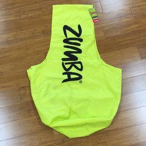 New Zumba Crossover bag